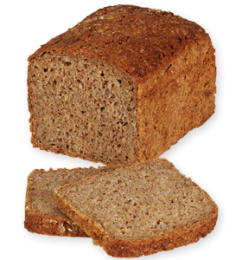 Vollkorn-Brot
